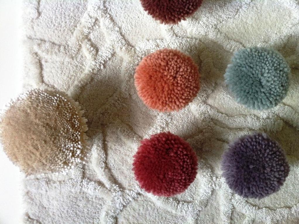 Любой цвет и материал в ковре